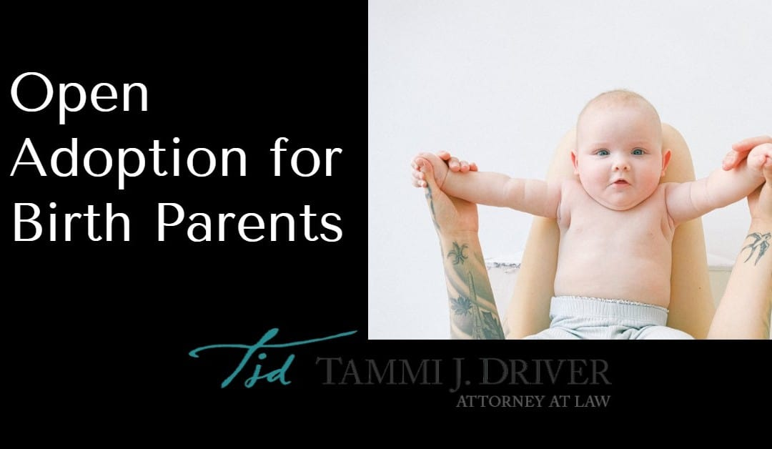 Open Adoption for Birth Parents