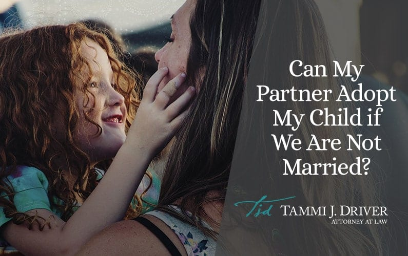 In Florida, Can My Partner Adopt My Child if We Are Not Married?