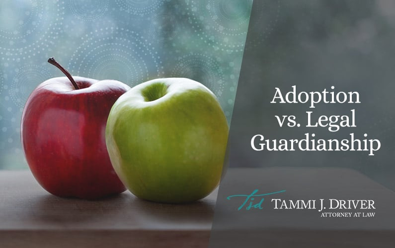 What Is the Difference Between Adoption and Legal Guardianship?