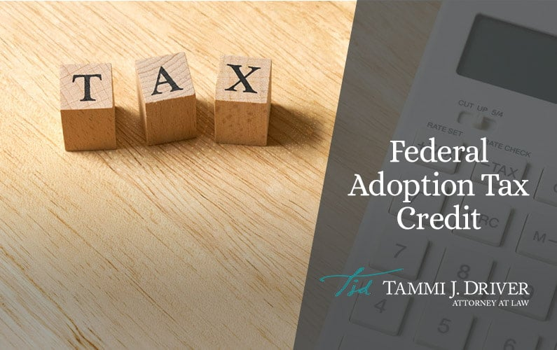 Federal Adoption Tax Credit 2019