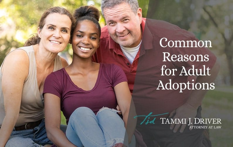 3 Common Reasons for Adult Adoption in Florida